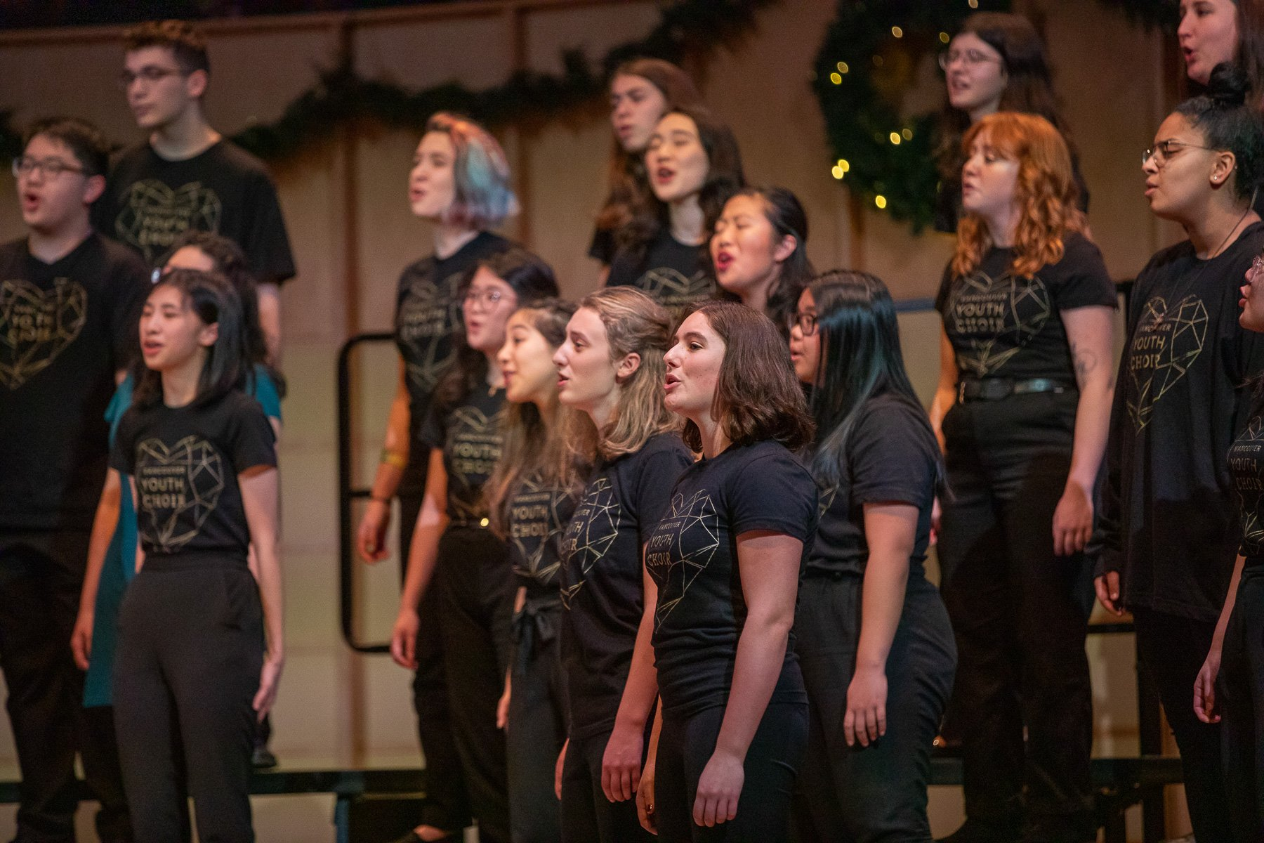 VYC Voices at the Chan Centre