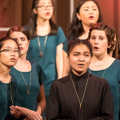 Our Choirs - Vancouver Youth Choir