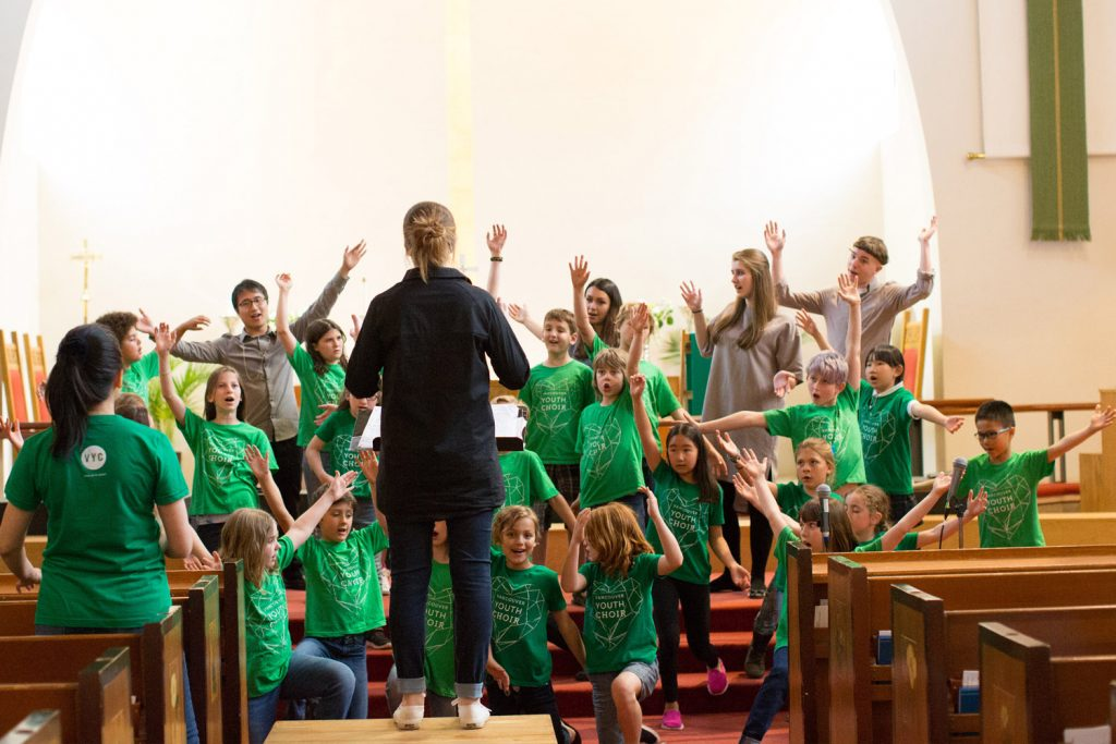 Vancouver Youth Choir - Special Programs