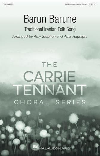 Barun Barune - Carrie Tennant Choral Series